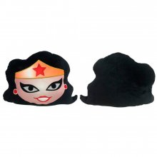 DC Comics Plush polštářek Wonder Woman Face 35 x 35 cm