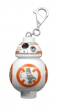 Lego Star Wars Mini-Flashlight with Keychains BB-8