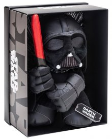 Star Wars Black Line Plyšák Darth Vader 25 cm