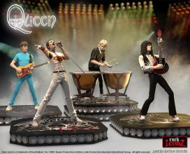 Queen Rock Iconz Socha 4-Pack Limited Edition 23 - 25 cm