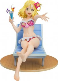 Love Live!Sunshine!! PVC Socha 1/7 Mari Ohara Blu-ray Jacket Ve