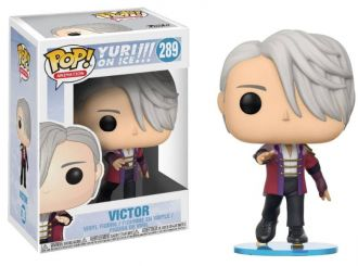 Yuri!!! on Ice POP! Animation Vinylová Figurka Victor 9 cm