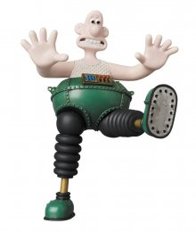 Wallace & Gromit UDF Aardman Animation mini figurka Wallace Tech