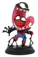 Marvel Comics Animated Series Mini-Statue Venom & Spider-Man 13
