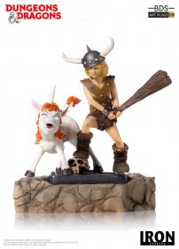 Dungeons & Dragons BDS Art Scale Socha 1/10 Bobby The Barbarian