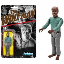 Universal Monsters ReAction akční figurka The Wolf Man 10 cm