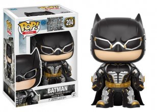 Justice League Movie POP! Movies Vinyl Figure Batman 9 cm