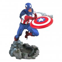 Marvel Comic Gallery Vs. PVC Socha Captain America 25 cm