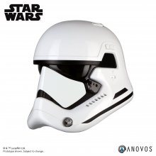 Star Wars Episode VIII Replica 1/1 First Order Stormtrooper Helm