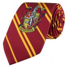 Harry Potter Woven Necktie Nebelvír New Edition