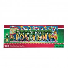 Elf Slim skládací puzzle Movie (1000 pieces)