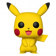 Pokemon Super Sized POP! Games Vinylová Figurka Pikachu 25 cm