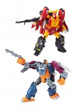 Transformers Generations Power of the Primes Action Figures Lead