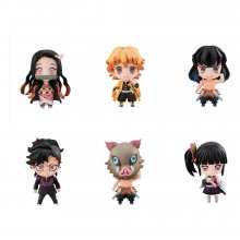 Demon Slayer: Kimetsu no Yaiba Trading Figure 5-Pack Sailor Tanj