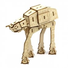 Star Wars IncrediBuilds 3D Wood Model Kit AT-ACT