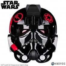 Star Wars Replica 1/1 Inferno Squad Commander Iden Versio Helmet