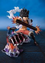 One Piece FiguartsZERO PVC Socha Monkey D. Luffy Gear 4 Snakema