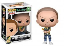 Rick and Morty POP! Animation Vinylová Figurka Weaponized Morty