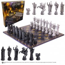 Harry Potter Šachy Wizards Chess Deluxe Edition
