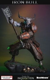 Dragon Age Inquisition Socha 1/4 Iron Bull 58 cm