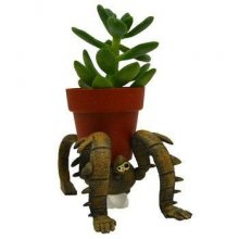 Castle in the Sky Plant Pot Robot Soldier 7 cm