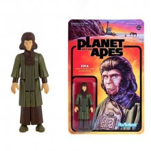 Planet of the Apes ReAction Akční figurka Zira 10 cm