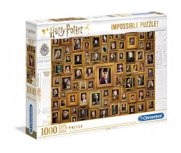 Harry Potter Impossible Puzzle Portraits