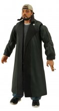 Jay and Silent Bob Strike Back Action Figure Silent Bob 18 cm