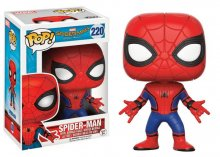 Spider-Man Homecoming POP! Marvel Vinylová Figurka Spider-Man 9