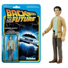 Back to the Future ReAction akční figurka George McFly 10 cm