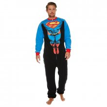 DC Comics jumpsuit kombinéza Superman Headless Chest Print