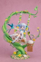 Is the Order a Rabbit? PVC Socha 1/7 Chino Flower Swing 29 cm