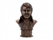 Elvis Presley Bronze Collection Bust 33 cm
