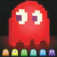 LED Lampa Pac-Man Ghost 2