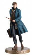 Wizarding World Figurine Collection 1/16 Newt Scamander 11 cm