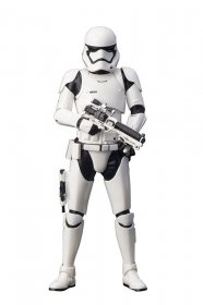 Star Wars Episode VII ARTFX+ PVC Socha 1/10 First Order Stormtr