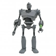 The Iron Giant Select Akční figurka Battle Mode Iron Giant 22 cm