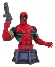 Marvel X-Men Animated Series Bust Deadpool 15 cm