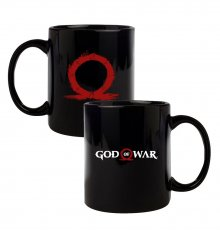 God of War Hrnek Logo