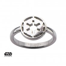 Star Wars Ring Galactic Empire Symbol Size 08