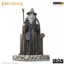 Lord Of The Rings Deluxe Art Scale Socha 1/10 Gandalf 23 cm