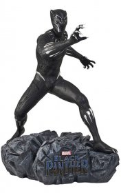 Black Panther Life-Size Socha Black Panther 175 cm