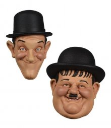 Laurel and Hardy magnety na ledničku 2-Pack 7 cm