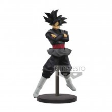 Dragon Ball Super Chosenshiretsuden PVC Socha Goku Black 17 cm