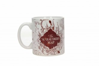 Harry Potter Big Size Hrnek Marauders Map