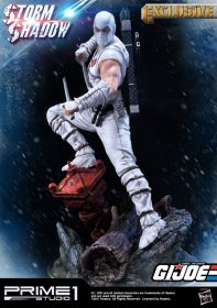 G.I. Joe Statues Storm Shadow & Storm Shadow Exclusive 63 cm Ass