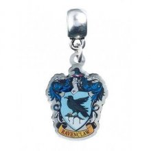 Harry Potter Charm Havraspár Crest (silver plated)