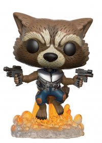 Guardians of the Galaxy Vol. 2 POP! Marvel Vinylová Figurka Rock