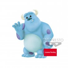 Disney Pixar Fluffy Puffy Petit mini figurka Sulley (Monsters In