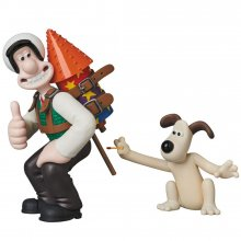 Wallace & Gromit UDF Aardman Animation #2 mini figurka 2-Pack Wa